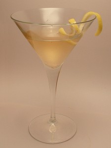 Black Pepper Martini