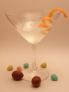 Orange Chocolate Madtini