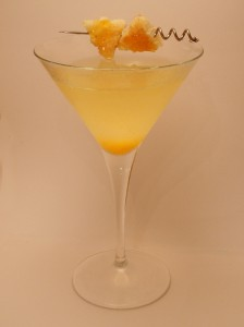 The Breakfast Martini