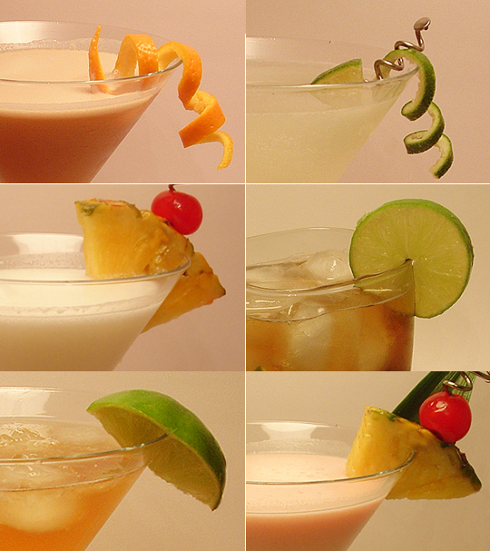Caribana - Cocktails of the Caribbean