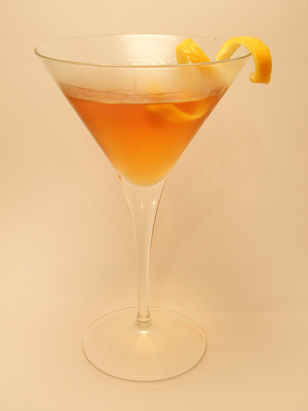 Welcome back Mad Men – the Disaronno Martini