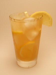 Balsamic Vodka Lemonade