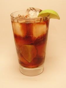 Jack Daniels - Jack & Coke