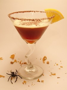 Dark Chocolate Martini