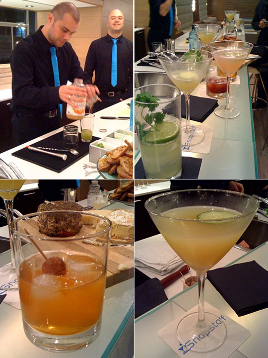 Snapstaff Cocktail Tasting