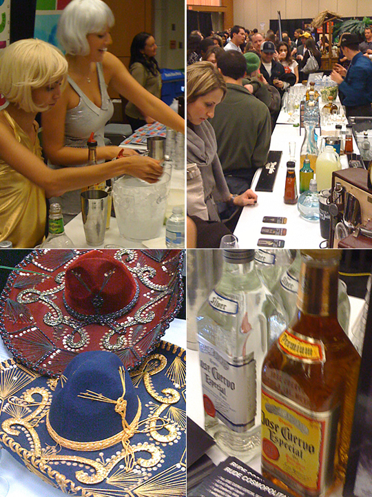 Tequila and More Show