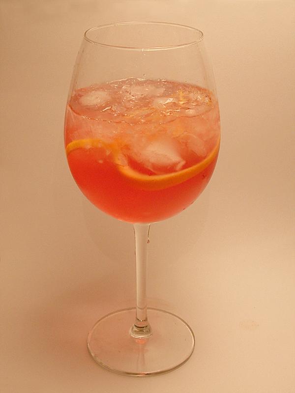 Poinsettia Cocktail