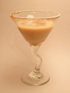 French Toast Martini