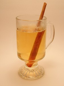 Cinnamon Stick Cocktail