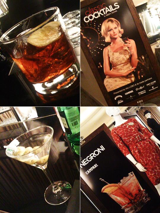 LCBO Classic Cocktails 1960s Soirée