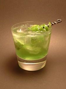 Absinthe Green Lantern