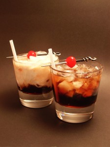 White Russian & Black Russian