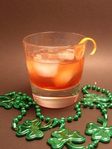 Irish Canadian Old Fashioned