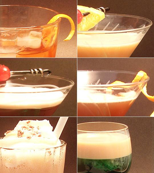 Saint Patrick's Day Cocktails 2011