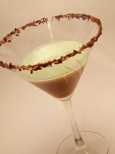 Mystic Chocolate Cocktail