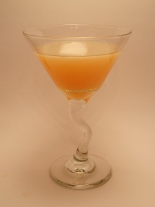 Madtini Grand Sidecar