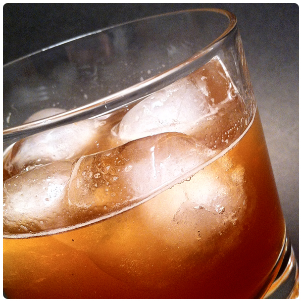 Ginger Snap Cocktail