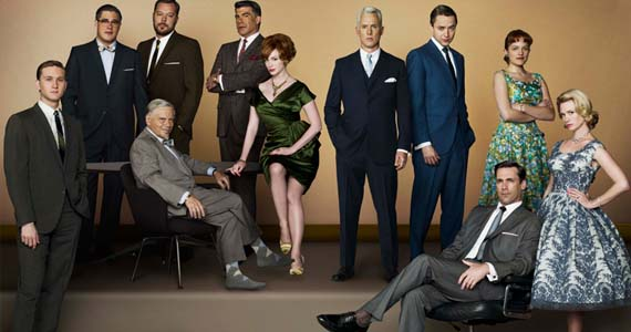 Mad Men cast, Season 5