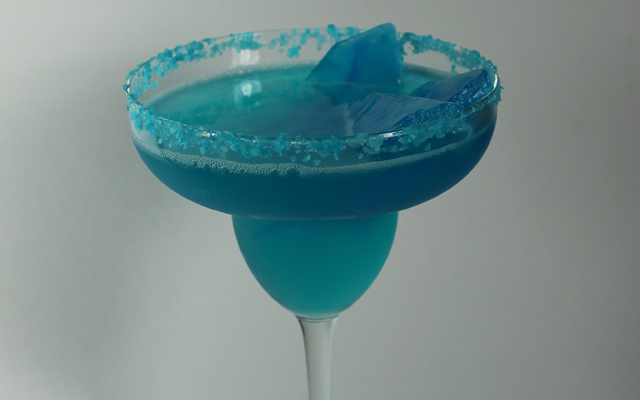 Breaking Bad Blue Sky Margarita